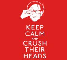 Headcrusher - Kids In The Hall by misoramen