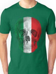 Albinus Skull 08 - Cappuccino Fairy Tale - White Background Unisex T-Shirt