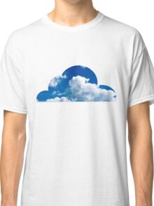 Cloud Window Classic T-Shirt