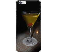 Cocktail 3 iPhone Case/Skin