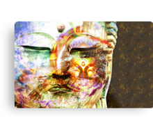 Buddha, Baby Metal Print
