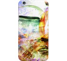 Buddha, Baby iPhone Case/Skin