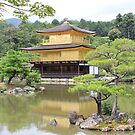 Temple of the Golden Pavilion by BlackhawkRogue