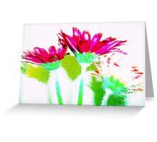Fantasia Abstract Greeting Card