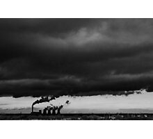 Dark Skies Photographic Print