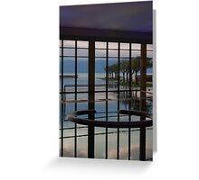 Best 3 Dead Sea Pools Greeting Card
