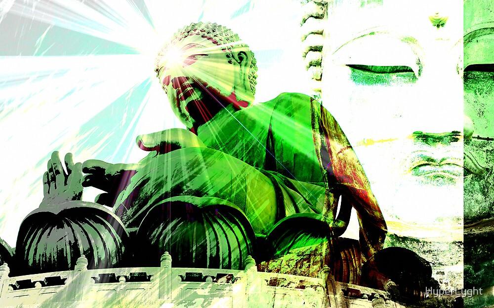 Green Buddha by HyperLyght