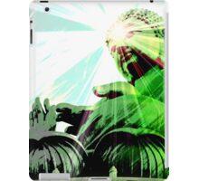Green Buddha iPad Case/Skin