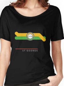 St. George station Women's Relaxed Fit T-Shirt