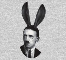Hitler Bunny by CarlisleW