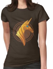 Elements of Harmony Book's Cover Womens Fitted T-Shirt