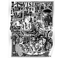 Vanishing Point. Poster