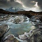 Isle of Skye : Glen Sligachan by Angie Latham