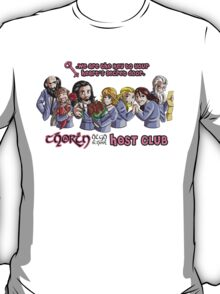 Thorin High School Host Club T-Shirt
