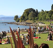 Stanley Park - Vancouver by MikeMcM