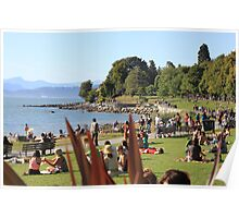 Stanley Park - Vancouver Poster