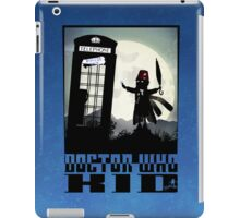 Who Kid iPad Case/Skin