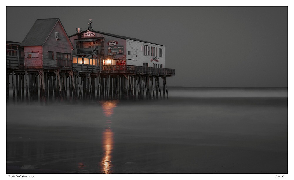 The Pier by Richard Bean