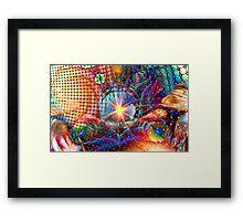 Plasticine Dream Framed Print
