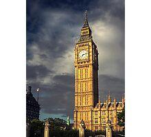 Big Ben 4 Photographic Print