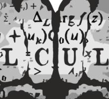 Calculus! Sticker