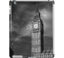 Big Ben 4 B&W iPad Case/Skin