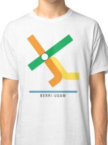 Station Berri-UQAM Classic T-Shirt