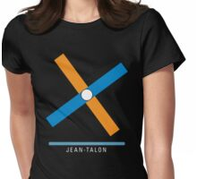 Station Jean-Talon Womens Fitted T-Shirt