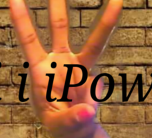 HiiiPower Sticker