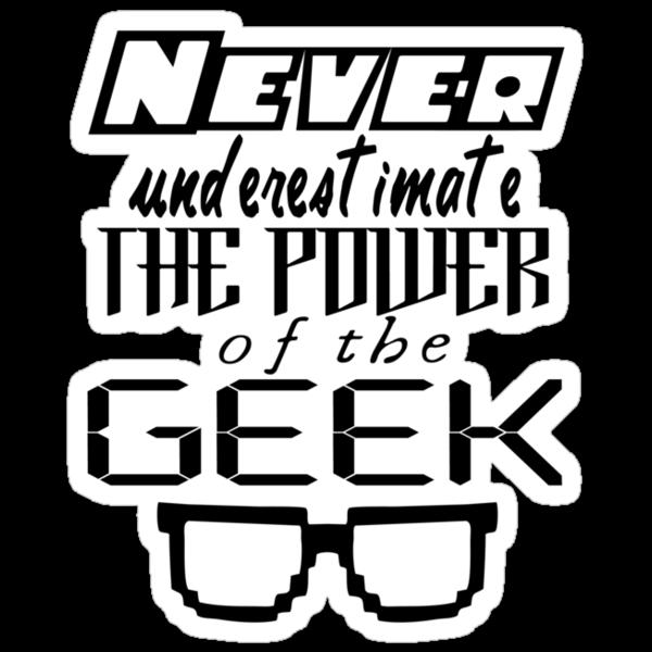 Never Underestimate the Geek Variant by Konoko479
