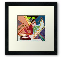 Faces,Places,Personalities,Feelings Framed Print