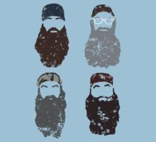 The Beards. by Leah Price