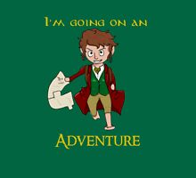 I'm going on an adventure! Unisex T-Shirt