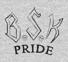 BSK Pride (Undertaker Tattoo) (for light shirts) by Bob Buel