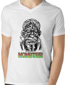 Monster Man 2013 Mens V-Neck T-Shirt