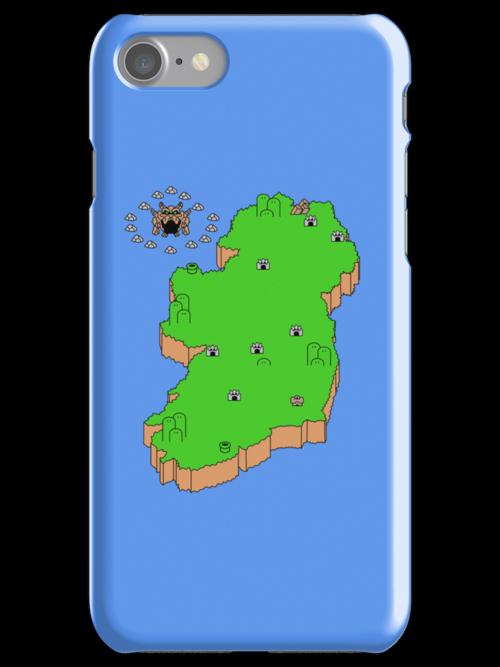 Mario's Emerald Isle by Barton Keyes