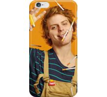 Mac Demarco in Paradise (part deux) iPhone Case/Skin