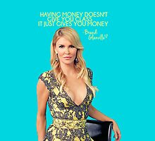 Brandi Glanville - Real Housewives Tagline by Britnasty