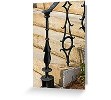 Court House Steps Greeting Card