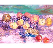 Celebration of Fruit Photographic Print