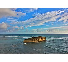 An Island, Port Campbell, Vic  Photographic Print