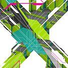 Abstract Green by erdavid