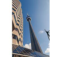 CN Tower Photographic Print