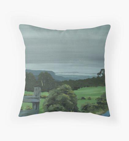 Illawarra from Robertson Throw Pillow