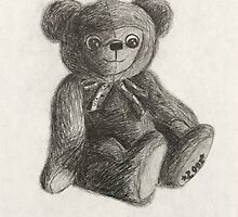 Teddy Bear Toy by jkartlife