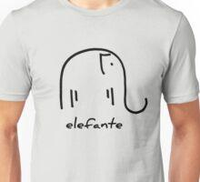 elefante Unisex T-Shirt