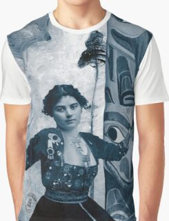 Siren of the Songhees Graphic T-Shirt