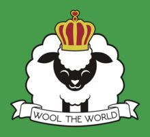 Wool the World Kids Tee