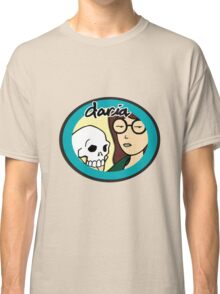 Daria Skeleton Classic T-Shirt