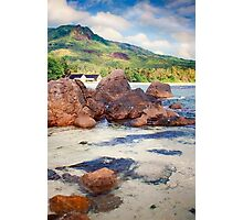 Seychelles. memories from paradise. Indian Ocean. Photographic Print